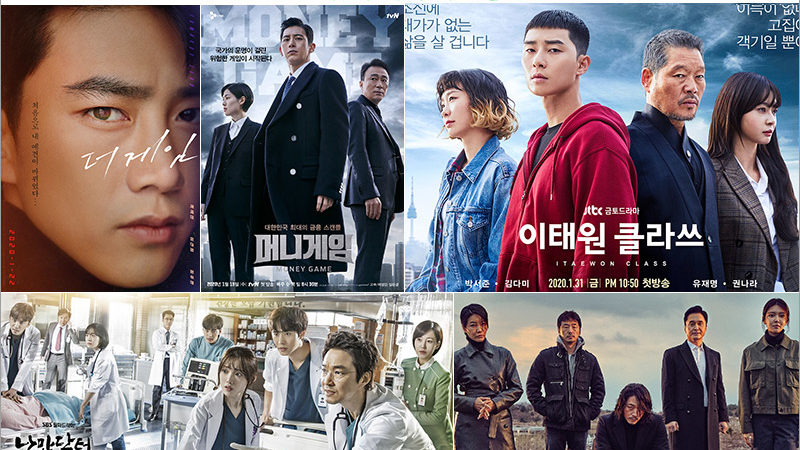 on檔韓劇陸劇列表