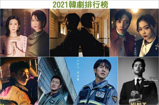 2021韓劇排行榜